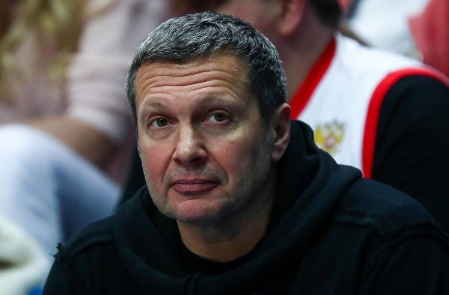 <p>Владимир Соловьёв. Фото © ТАСС / Станислав Красильников</p>