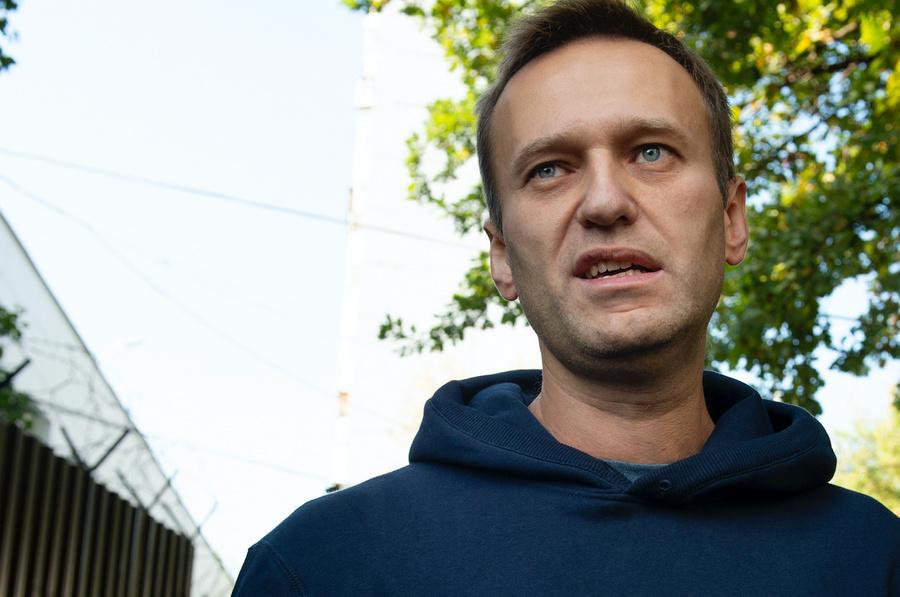 <p>Алексей Навальный. Фото © AP / ТАСС</p>