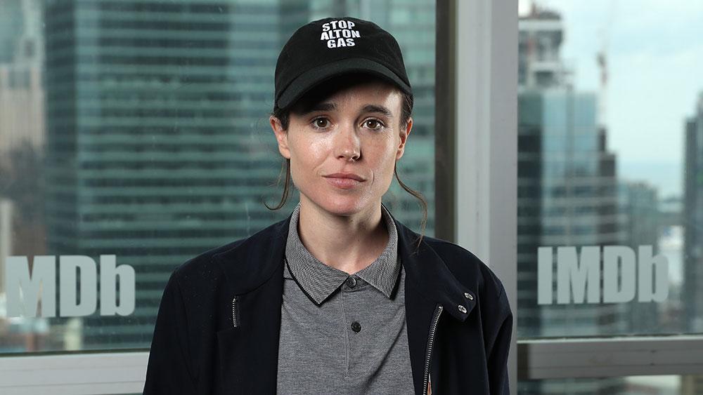 Эллен Пейдж сделала каминг-аут и объявила себя трансгендером