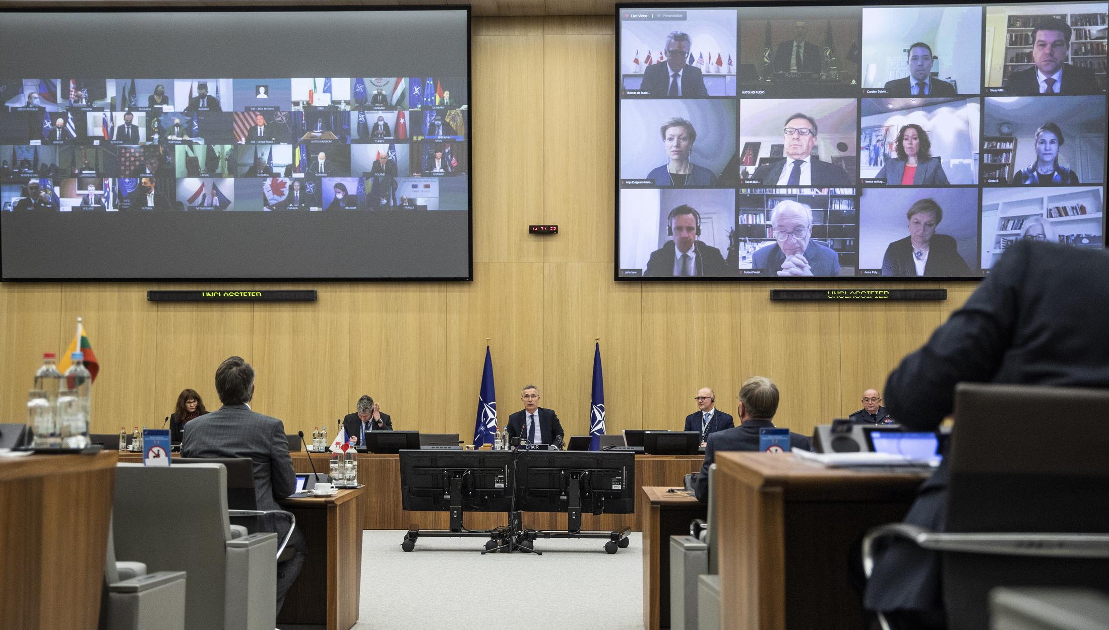 В НАТО заявили, что российские миротворцы в Приднестровье нарушают суверенитет Молдавии