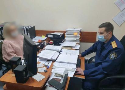 <p>Фото © СУ СК РФ по Саратовской области</p>