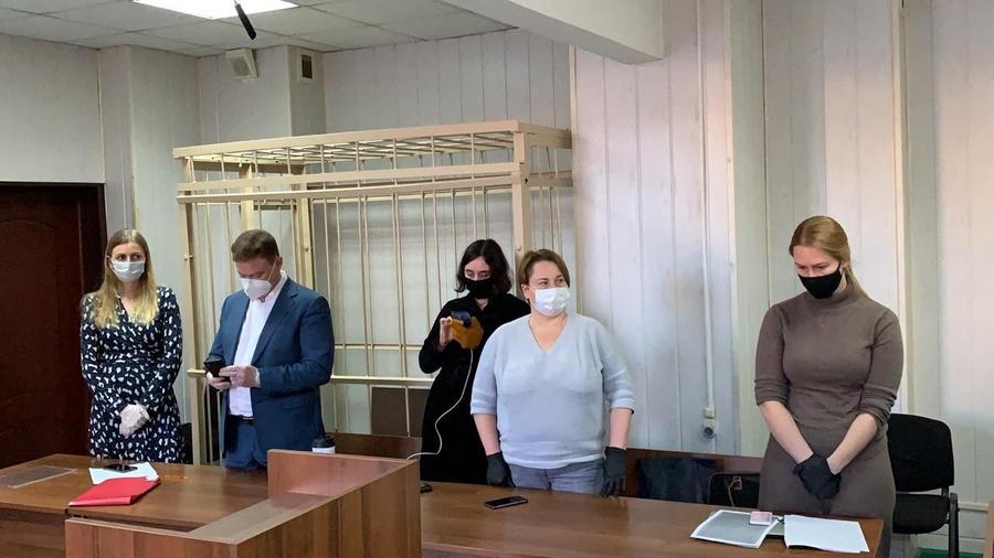 <p>Фото © Пресс-служба Зюзинского районного суда</p>