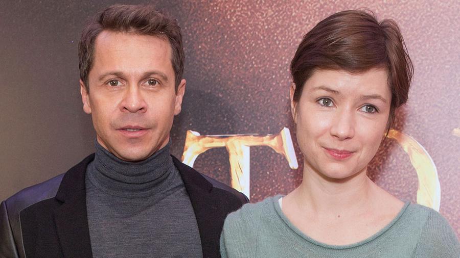 <p>Павел Деревянко и Дарья Мясищева. Фото © ТАСС / Вадим Тараканов </p>