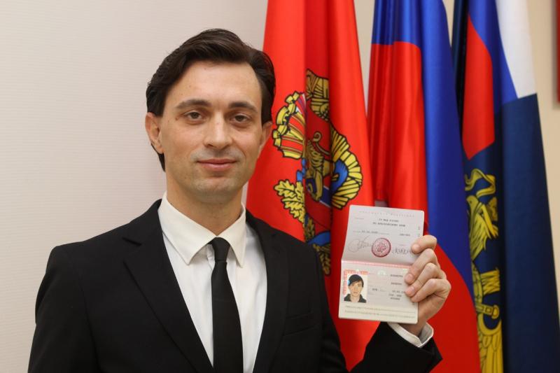 <p>Валерио Дзанетти. Фото © МВД РФ</p>