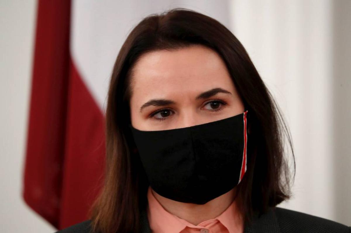 Тихановская жаловалась  набездействиеЕС вситуации с республикой Беларусь