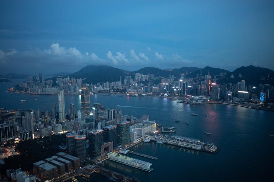 <p>Гонконг. Фото © ТАСС / EPA / JEROME FAVRE</p>