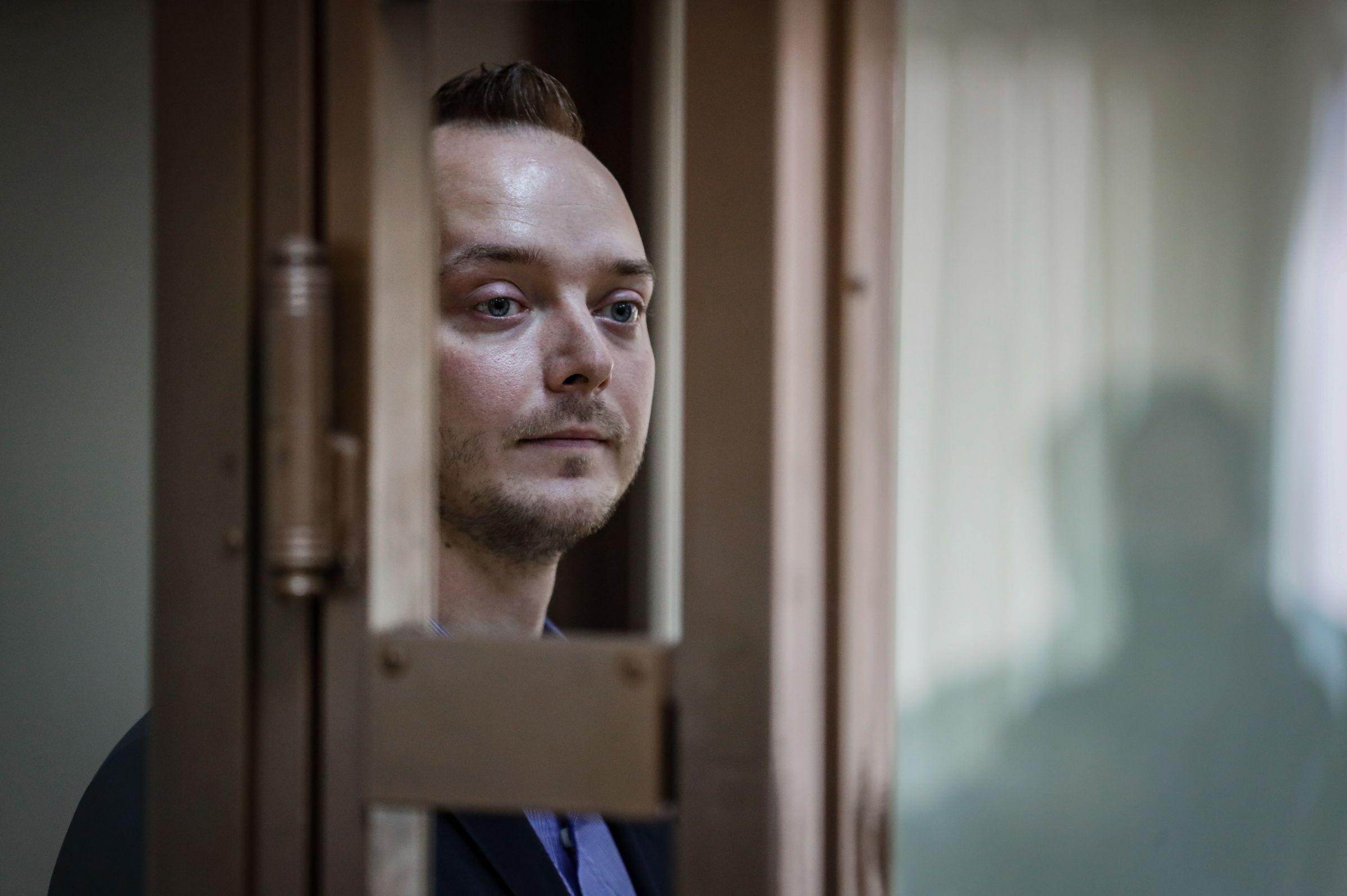 Путин  о деле Ивана Сафронова: Решение примет суд