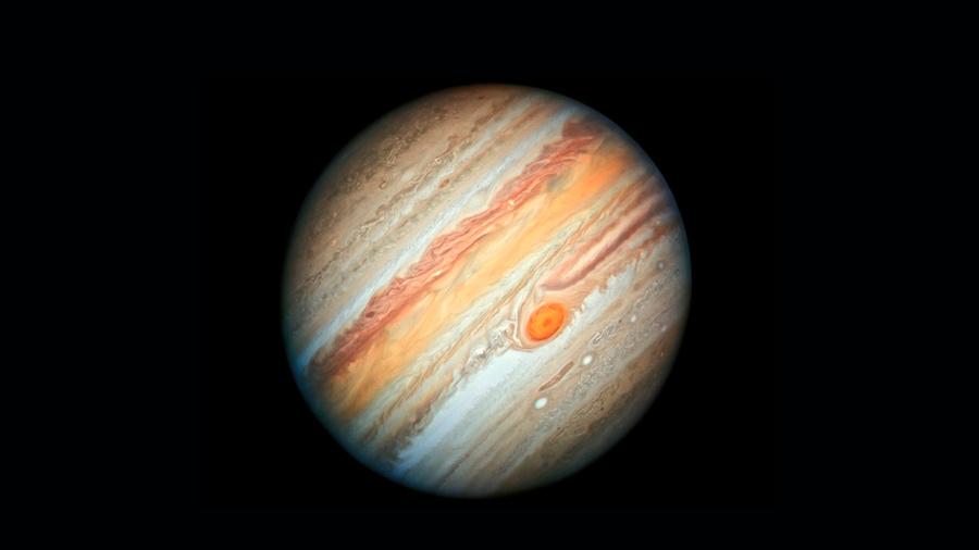 Фото © NASA,ESA, A. Simon (Goddard Space Flight Center), and M.H. Wong (University of California, Berkeley)