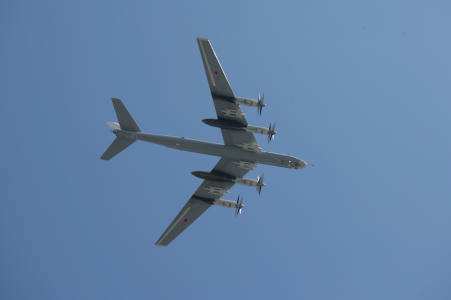 <p>Ту-95МС. Фото © ТАСС / Ладислав Карпов</p>
