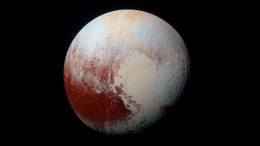 Фото © NASA / JHUAPL / SwRI