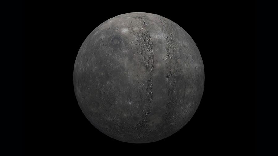 Фото © NASA Visualization Technology Applications and Development (VTAD)