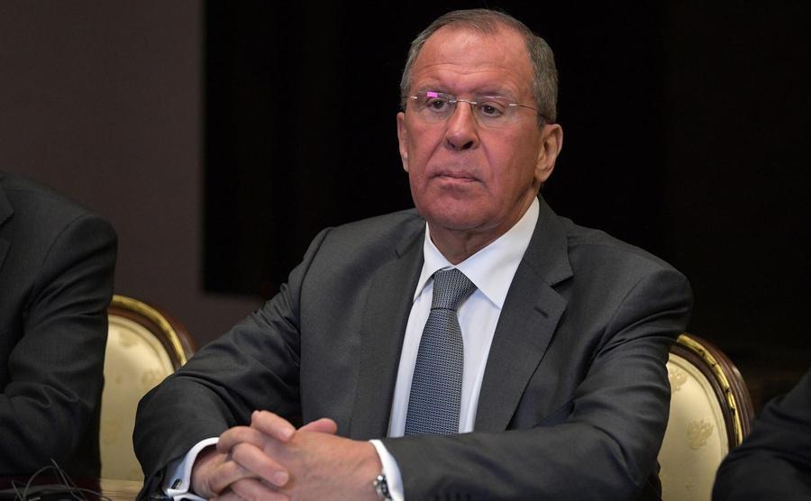 <p>Министр иностранных дел Сергей Лавров. Фото © Kremlin</p>