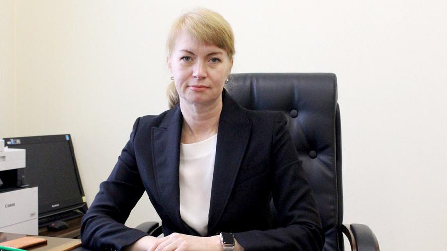 Глава областного Департамента здравоохранения Елена Утемова. Фото © Пресс-служба облздрава