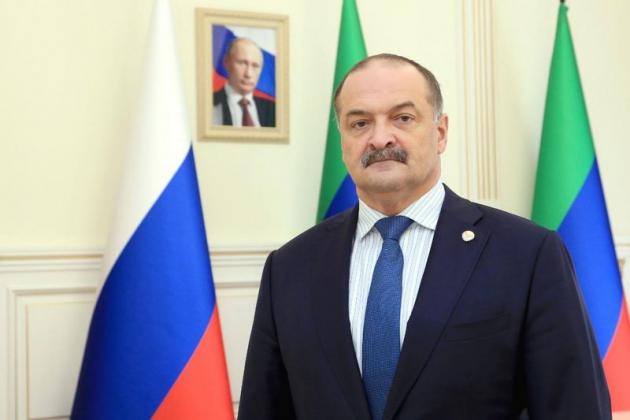 Заболевший коронавирусом врио главы Дагестана госпитализирован