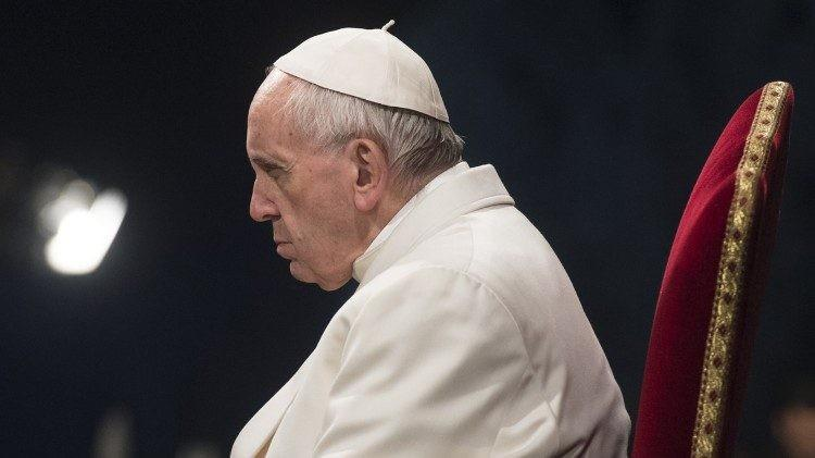 "<p>Папа римский Франциск. Фото © <a href=""https://www.vaticannews.va/ru.html"" target=""_blank"" rel=""noopener noreferrer"">vaticannews</a></p>"