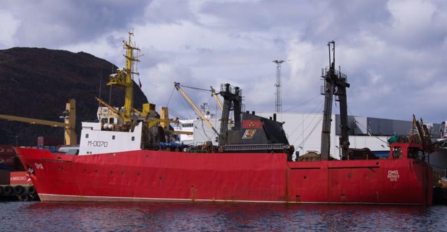 "<p>Фото © <a href=""https://www.marinetraffic.com/en/photos/of/ships/shipid:345518/#forward"" target=""_blank"" rel=""noopener noreferrer"">MarineTraffic.com</a> / Magnar Lyngstad</p>"