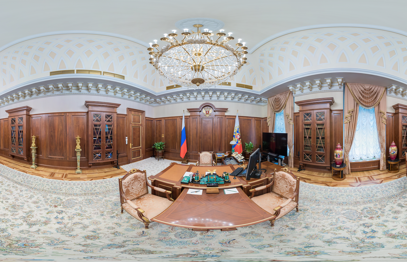 <p>Фото © Пресс-служба Администрации Президента РФ</p>