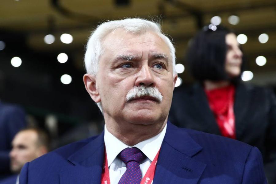 <p>Георгий Полтавченко. Фото © ТАСС / Валерий Шарифулин </p>