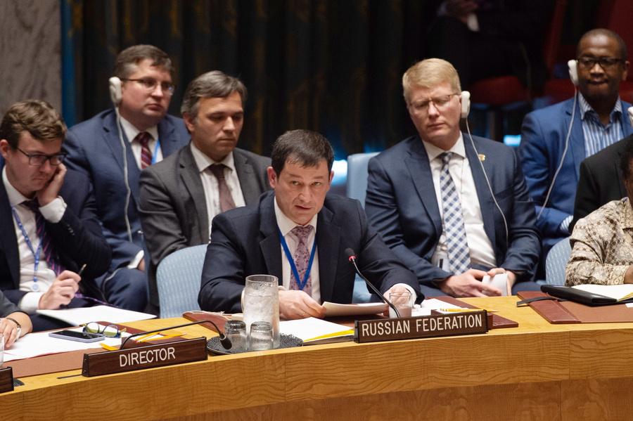 <p>Дмитрий Полянский. Фото © ТАСС / EPA</p>