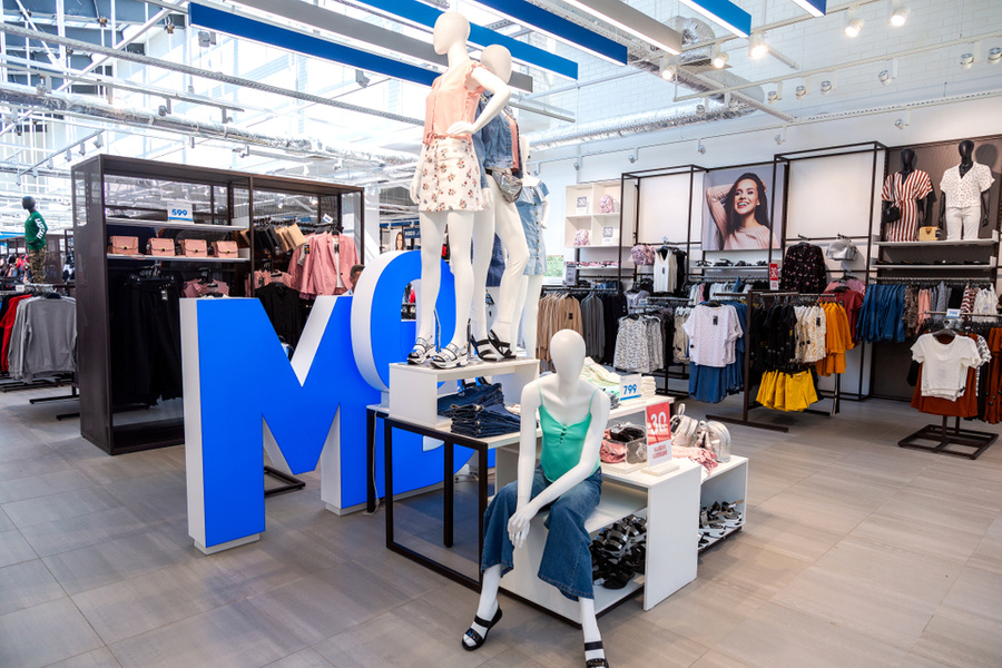 Магазин Modis. Фото © Shutterstock