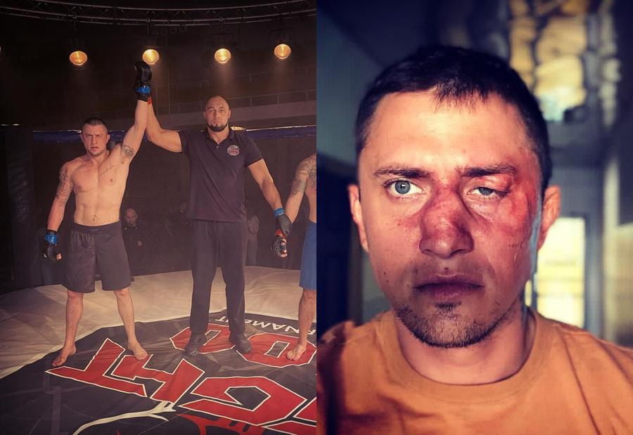 Кадры со съёмок Павла Прилучного. Фото © Instagram / bugevuge