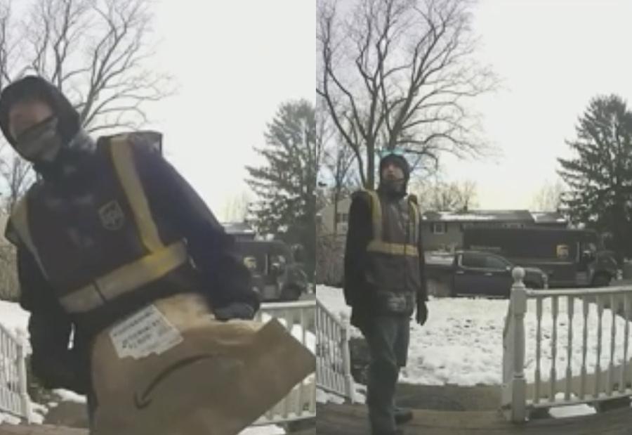 Кадр из видео © Reddit / severusssblackkk