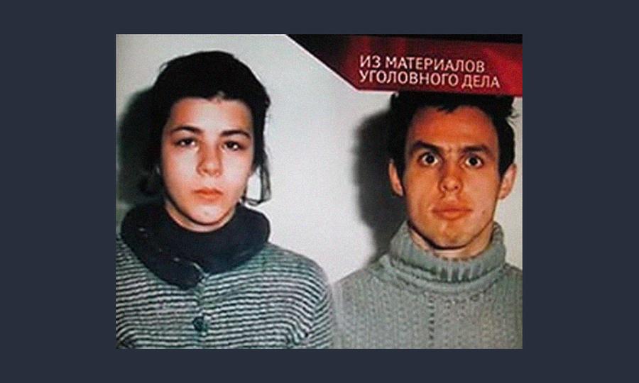 """Супруги Калинины. Скриншот документального фильма """"Проклятые навеки"""""""