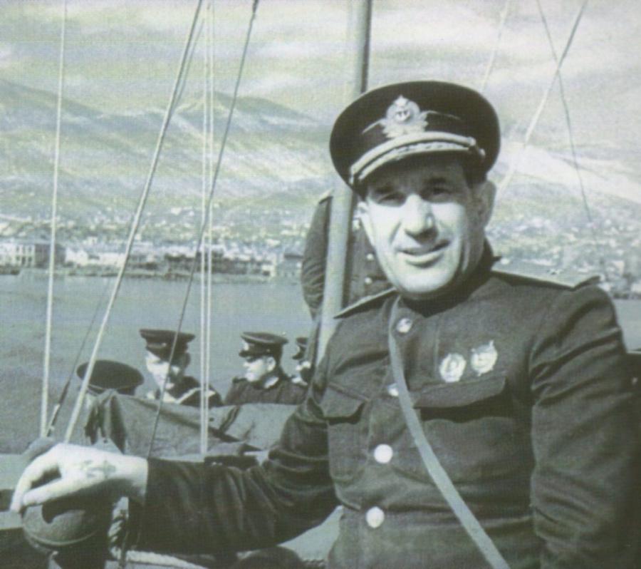 Вице-адмирал Георгий Холостяков. Фото © Wikipedia