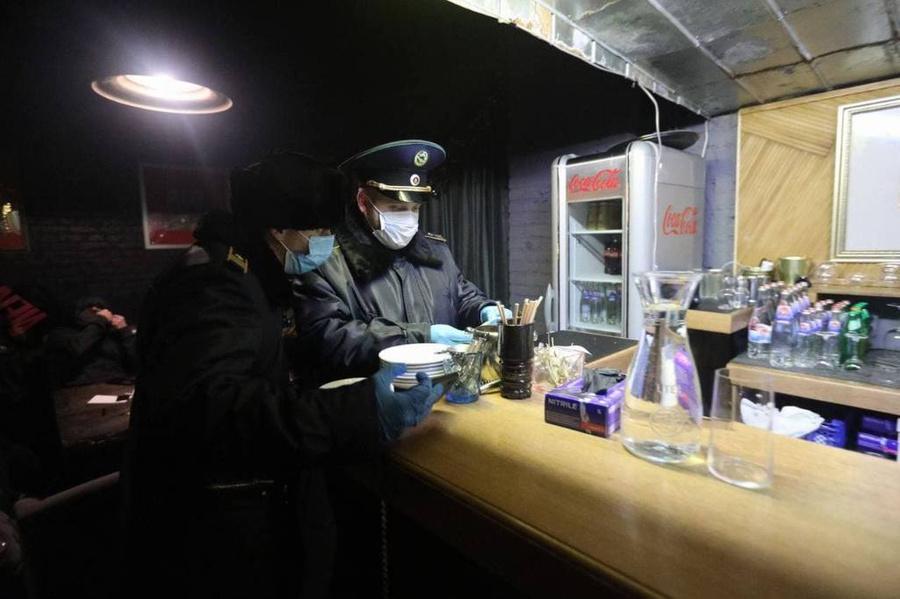 Фото © Российский оперативный штаб по борьбе с коронавирусной инфекцией