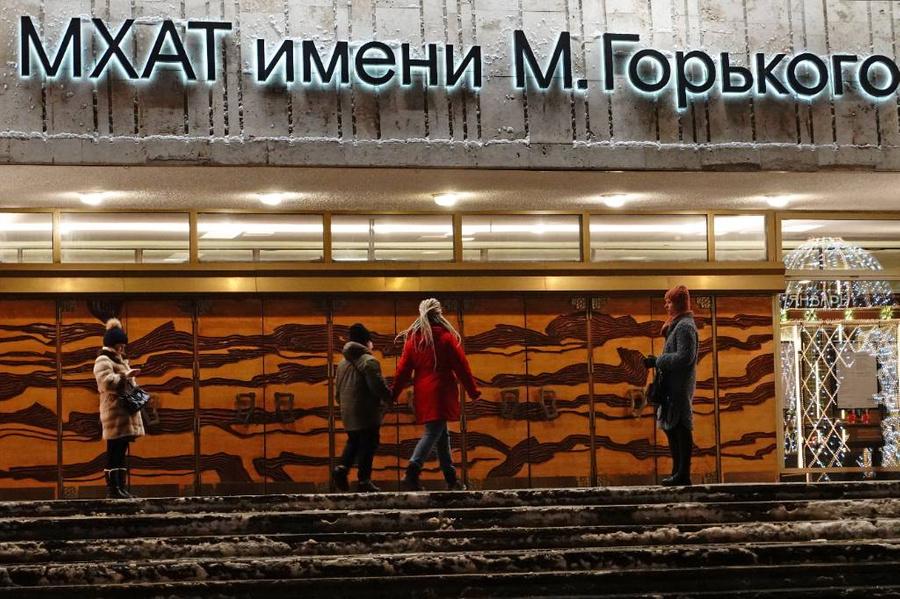 <p>Фото © Алексей Зотов / ТАСС</p>