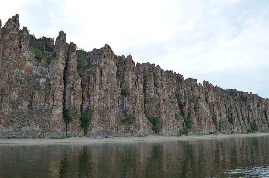 Ленские столбы. Фото © Wikipedia