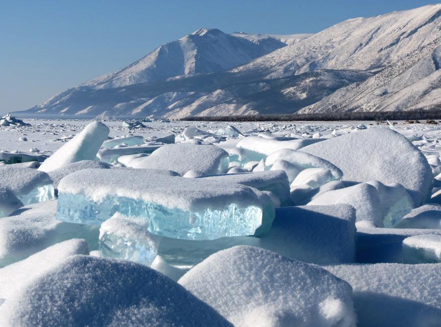 <p>Байкал. Фото © Pixabay</p>