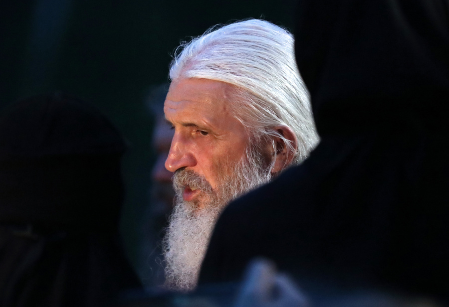 <p>Бывший схимонах Сергий. Фото © ТАСС / Донат Сорокин</p>