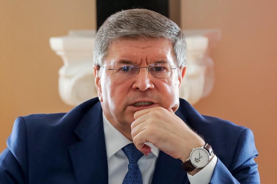 <p>Бывший посол Молдавии в России Андрей Негуца. Фото © ТАСС / Михаил Метцель</p>