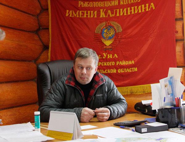Дмитрий Пименов. Фото ©Северная неделя / Владимир Ларионов