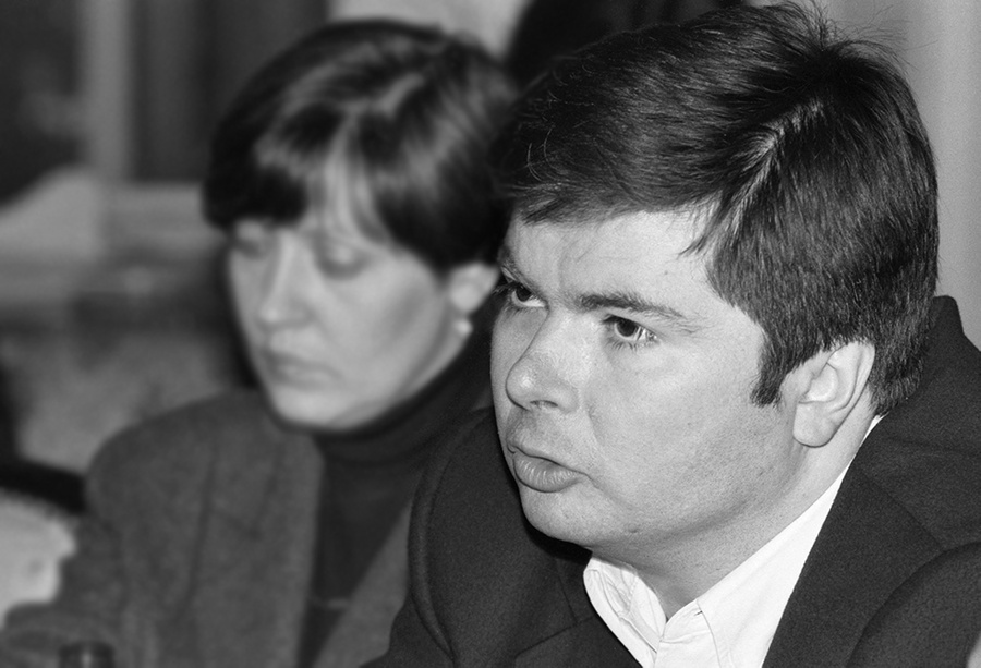 Артём Боровик. Фото © ТАСС / Валентин Кузьмин