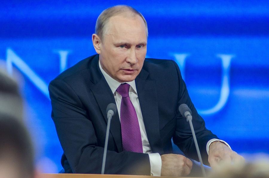 <p>Владимир Путин. Фото © Pixabay</p>