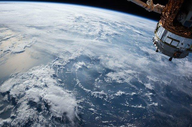 Огромный остров из мусора в океане оказался хорошо виден с МКС
