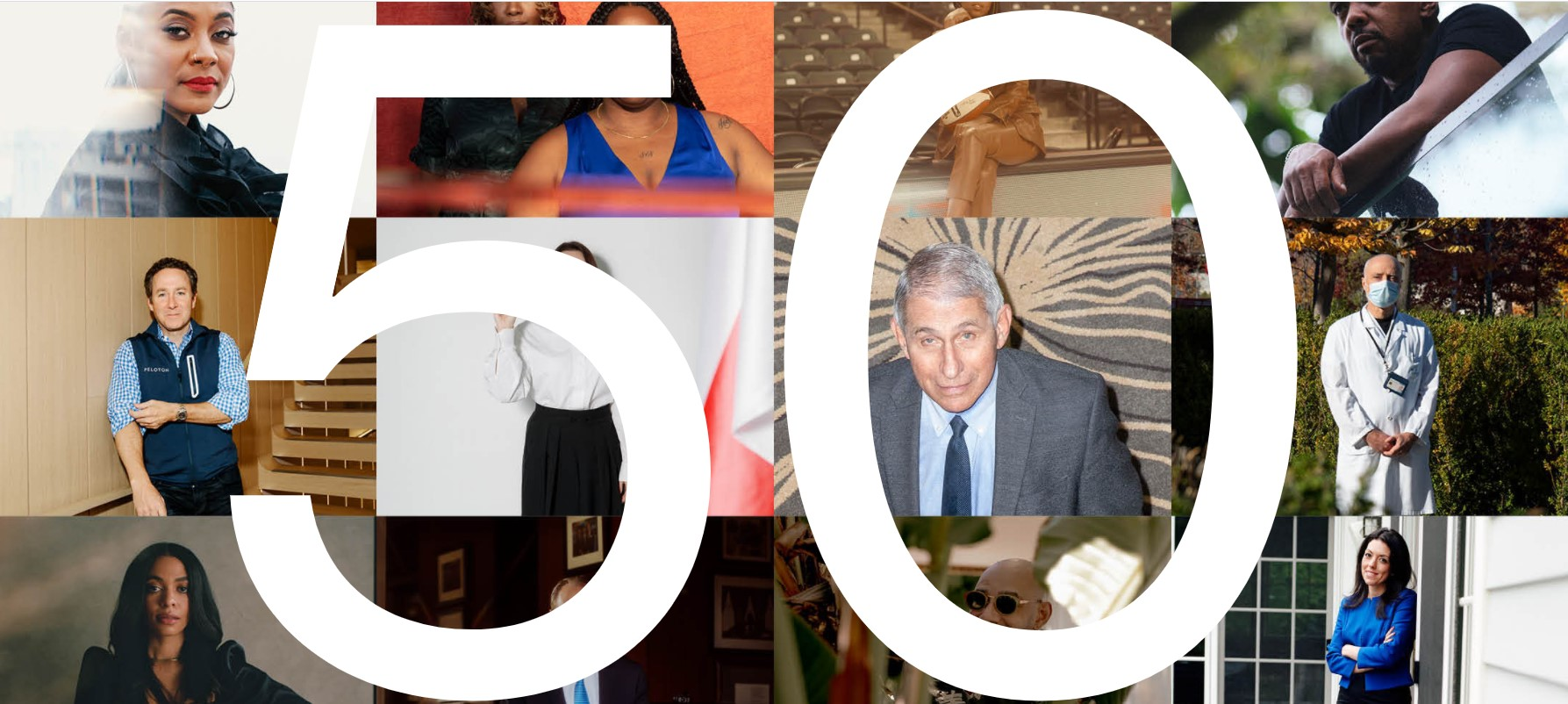 Bloomberg опубликовал список самых значимых личностей 2020 года