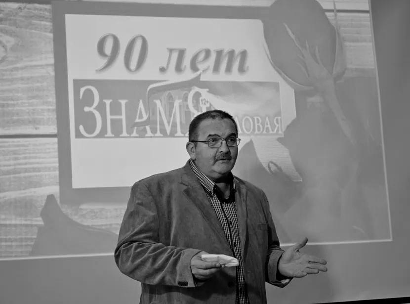 В Тульской области убит редактор местной газеты, возглавлявший её более 25 лет