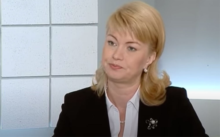Елена Утемова © YouTube
