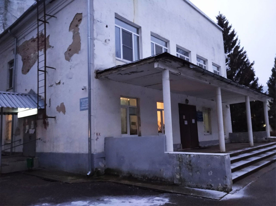 Городская больница № 2 города Владимира. Фото © LIFE