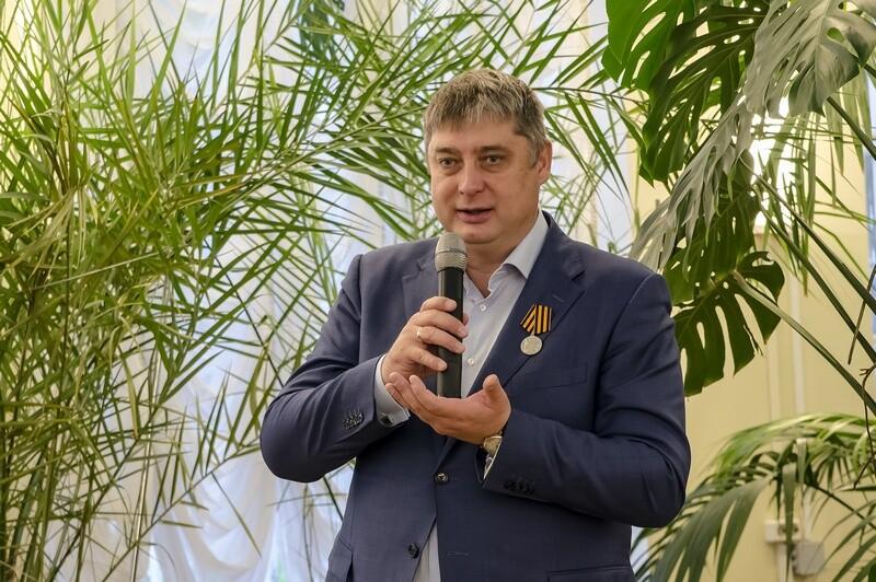 Валерий Крепостнов. Фото © navigator-kirov.ru