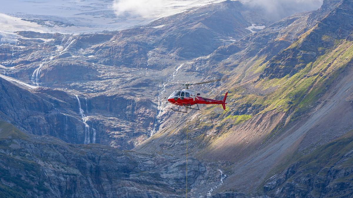 ВоФранции разбился вертолет, 5  человек погибли