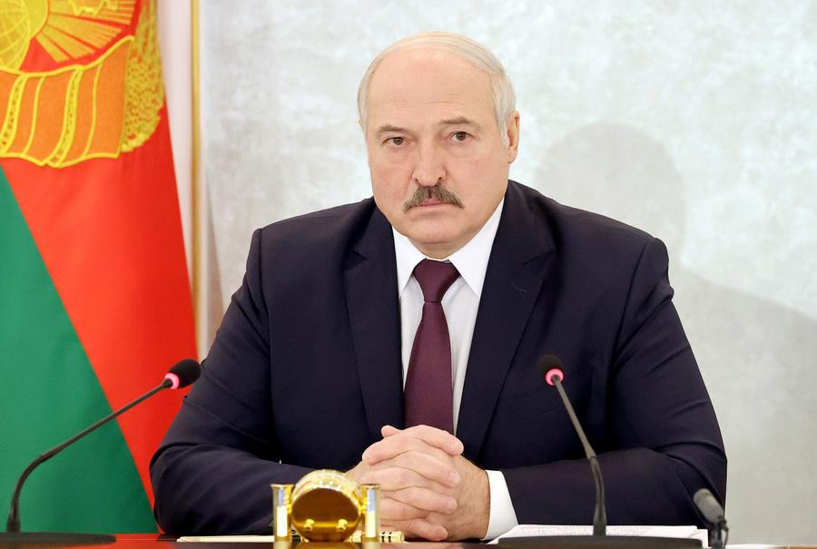 <p>Президент Белоруссии Александр Лукашенко. Фото © ТАСС / БелТА / Николай Петров</p>