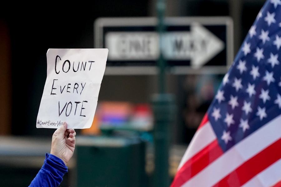 <p>Фото © ТАСС / AP Photo / Frank Franklin II</p>