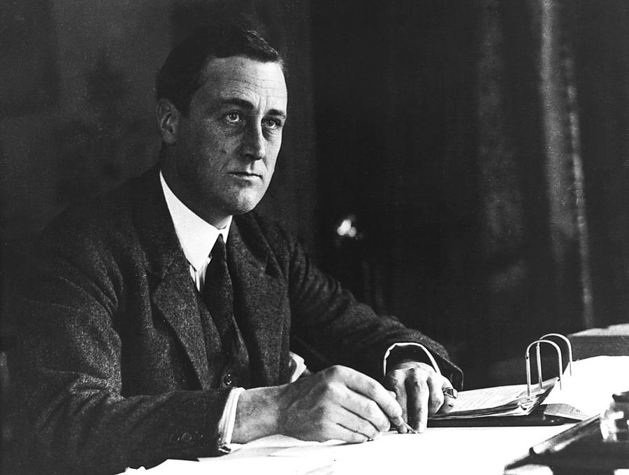 Франклин Рузвельт. Фото © CORBIS / Corbis via Getty Images