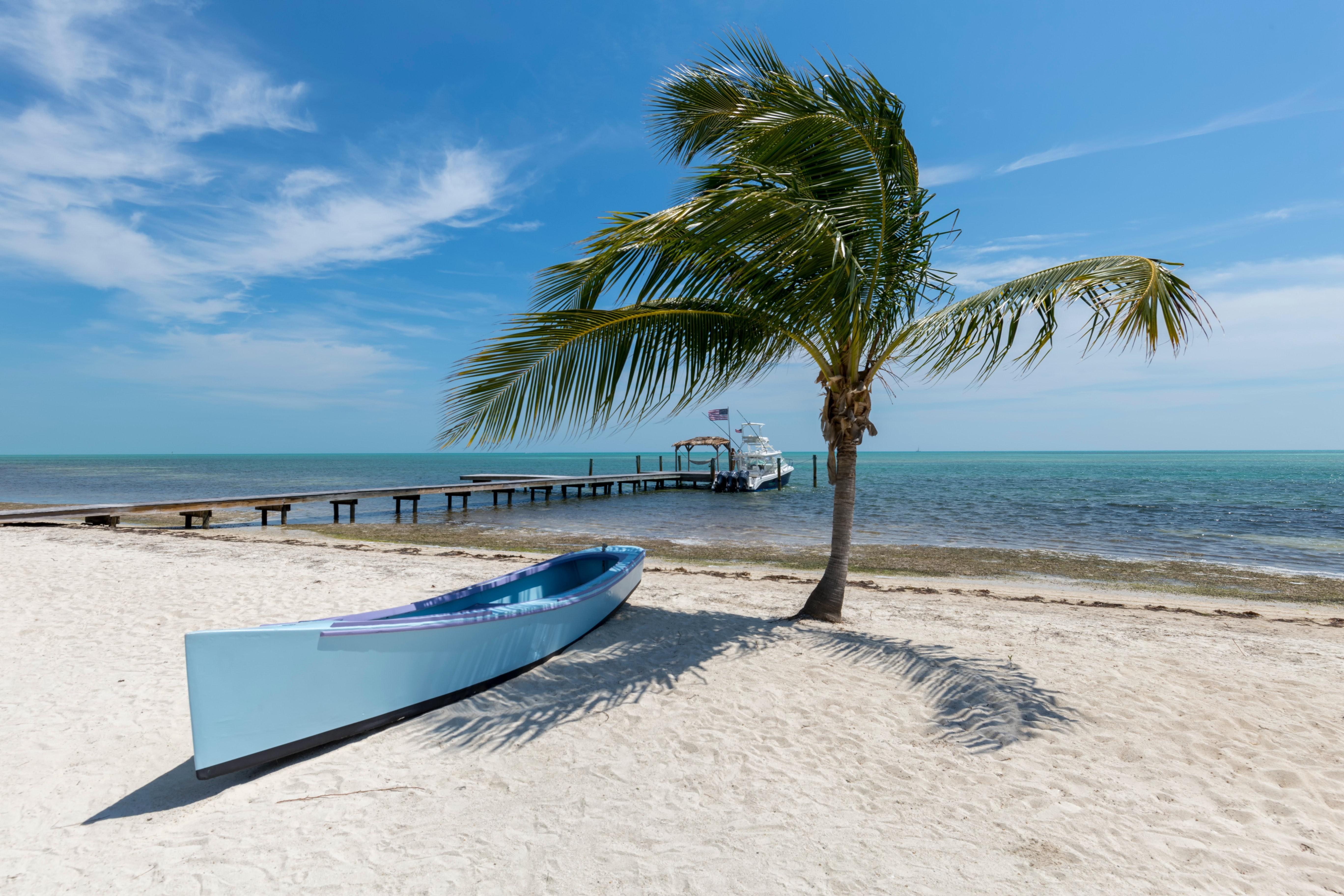 Флорида-Кис. Фото © Unsplash / lukephotography
