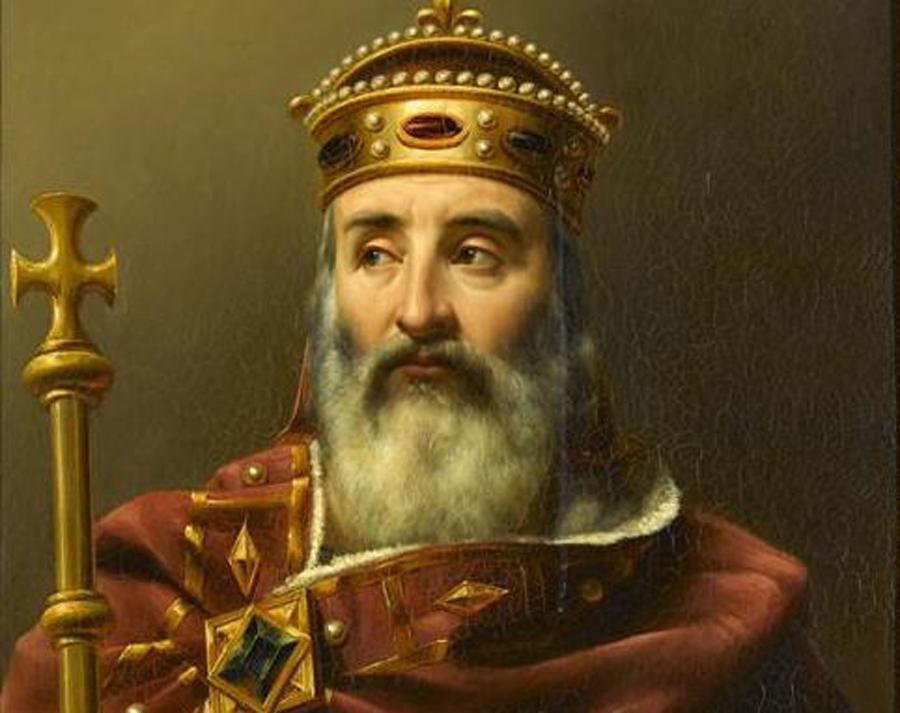 Карл Великий. Фото ©Wikipedia