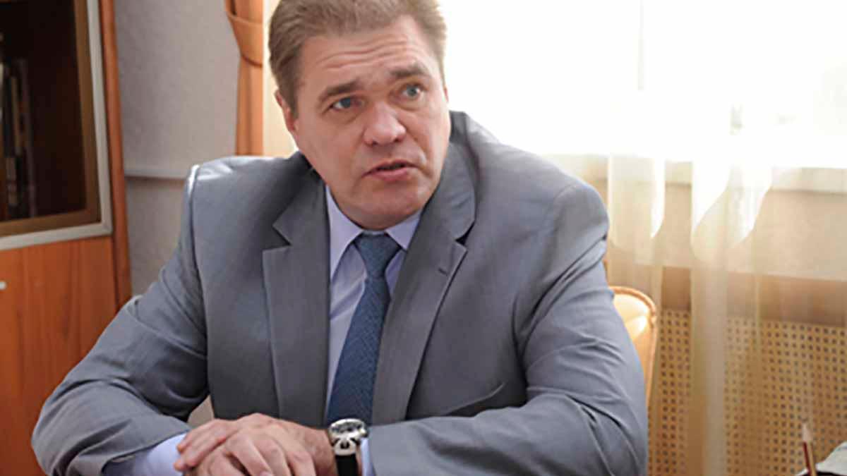 Андрей Бахарев. Фото © Сочинский городской сайт